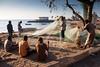 Fishermen of Ilha de Moçambique, Mozambique.