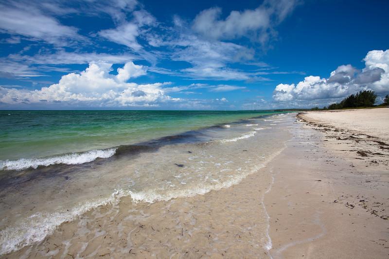 Pristine beaches from Pemba, Mozambique.