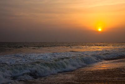 Elegushi beach, Lekki, Lagos, Nigeria.