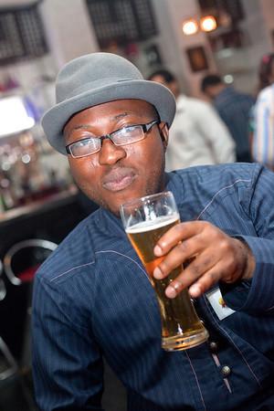 Portrait, Lagos, Nigeria.