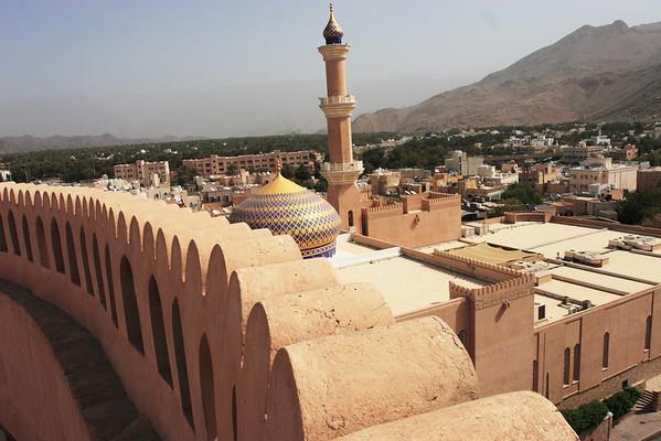 Nizwa fortress, Oman.