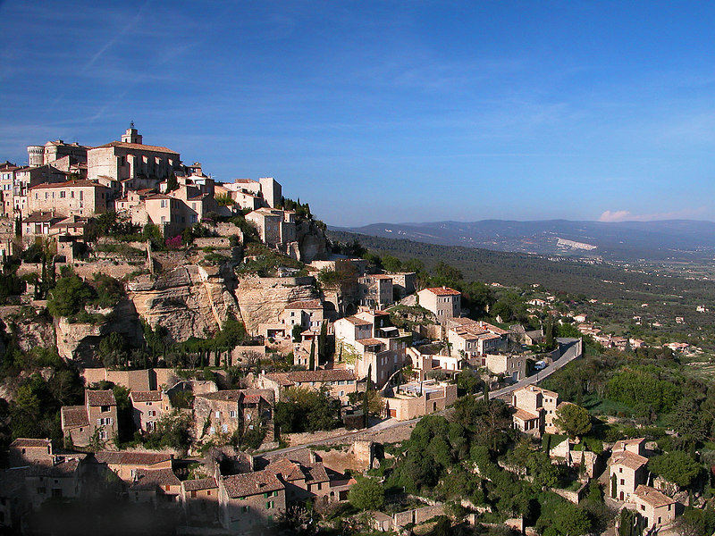 Gordes, Provence, France.