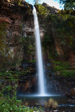 Waterfall, South Africa.
