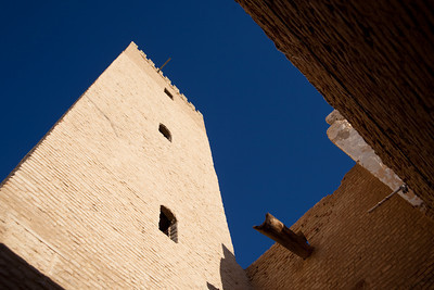 Architecture from Tozeur, Tunisia.