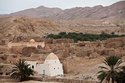 Marabout from Tamerza, Tunisia.