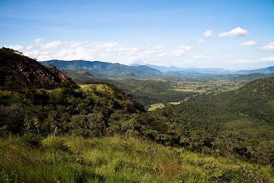 Highlands, Bvumba, Zimbabwe.