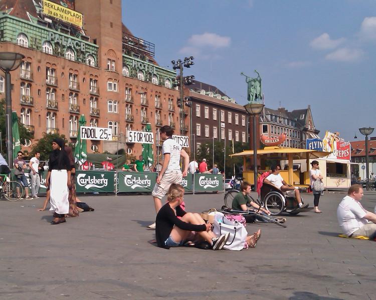 Copenhagen. June 24 @ 16:29