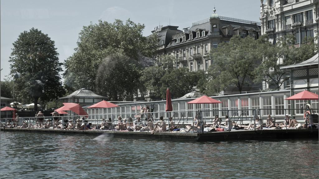 Zurich, city. June 26 @ 11:46