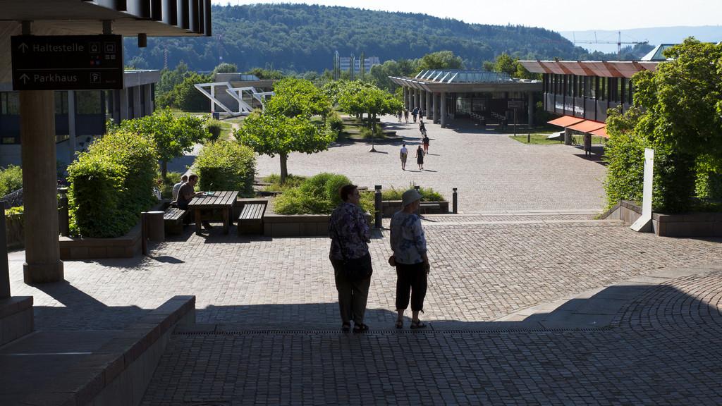 University, Irchel. Zurich. June 25 2010 @ 17:35