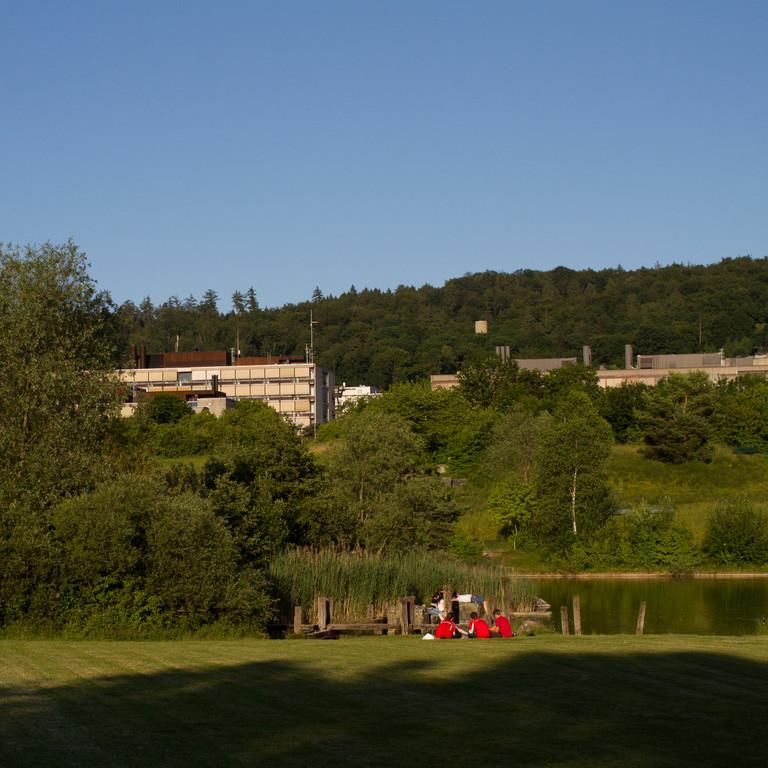 University, Irchel. Zurich. June 25 2010 @ 19:50