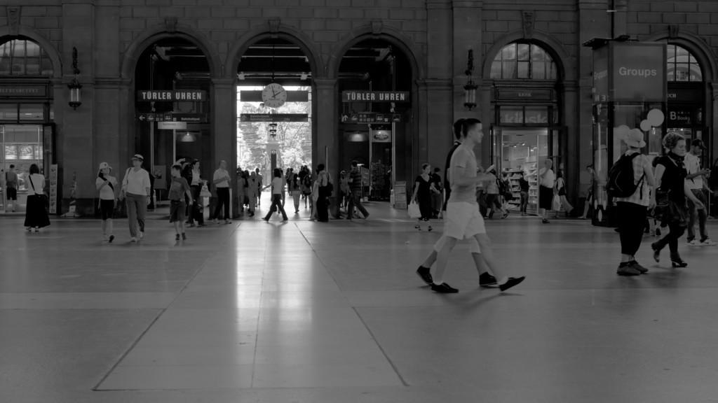 Zurich, city. June 27 @ 13:59