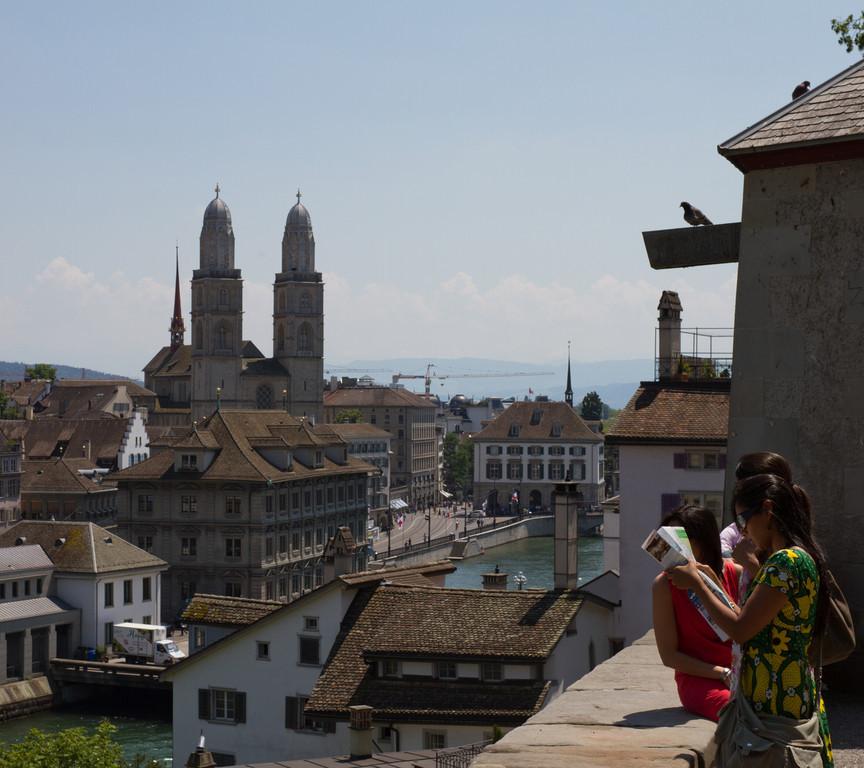 Zurich, city. June 26 @ 13:52