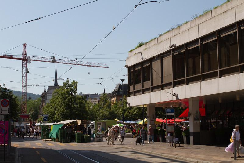 Oerlikon, Zurich. June 26 2010 @ 10:50