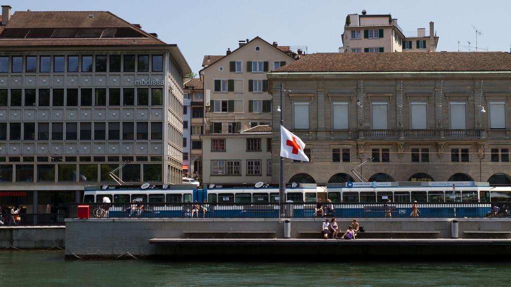 Zurich, city. June 26 @ 13:37