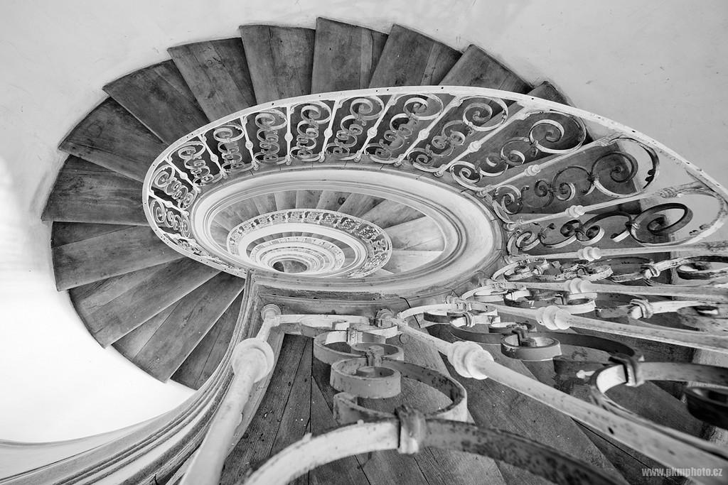 Barokní schodiště