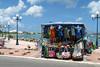 Marigot Flea Market - No cruise ships today