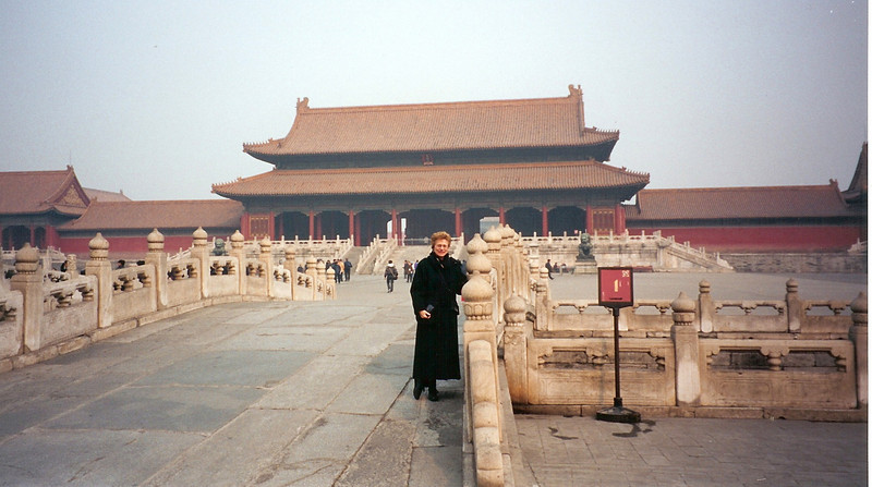 Taihe Dian, The Forbidden City<br /> Hall of Supreme Harmony""