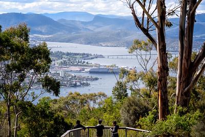 Tasmania Harbor