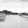 """September 24, 2010 - """"Monte Albán""""<br /> <br /> In this 14 stitch panoramic I was trying to provide a feel for the size of the ruins.  Unfortunately, the edge blending artifacts were very distracting in the color version, but seemed to be less distracting in this b&w version.<br /> <br /> """"Monte Albán is a large pre-Columbian archaeological site in the southern Mexican state of Oaxaca. ...<br /> <br /> The civic-ceremonial center of the Monte Albán site is situated atop an artificially-levelled ridge, which with an elevation of about 1,940 m (6,400 ft) above mean sea level rises some 400 m (1,300 ft) from the valley floor. In addition to the aforementioned monumental core, the site is characterized by several hundred artificial terraces and a dozen clusters of mounded architecture covering the entire ridgeline and surrounding flanks (Blanton 1978). The archaeological ruins on the nearby Atzompa and El Gallo hills to the north are traditionally considered to be an integral part of the ancient city as well. ...<br /> <br /> Besides being one of the earliest cities of Mesoamerica, Monte Albán's importance stems also from its role as the pre-eminent Zapotec socio-political and economic center for close to a thousand years. Founded toward the end of the Middle Formative period at around 500 BC, by the Terminal Formative (ca.100 BC-AD 200) Monte Albán had become the capital of a large-scale expansionist polity that dominated much of the Oaxacan highlands and interacted with other Mesoamerican regional states such as Teotihuacan to the north (Paddock 1983; Marcus 1983). The city had lost its political pre-eminence by the end of the Late Classic (ca. AD 500-750) and soon thereafter was largely abandoned. Small-scale reoccupation, opportunistic reutilization of earlier structures and tombs, and ritual visitations marked the archaeological history of the site into the Colonial period. ...""""<br /> <br /> September 23, 2010 -  <a href=""""http://en.wikipedia.org/wiki/Monte_Alb%C3%A"""