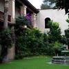 oaxaca courtyard