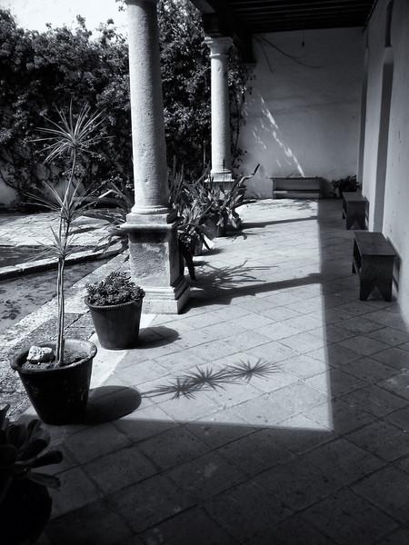 """Courtyard"""
