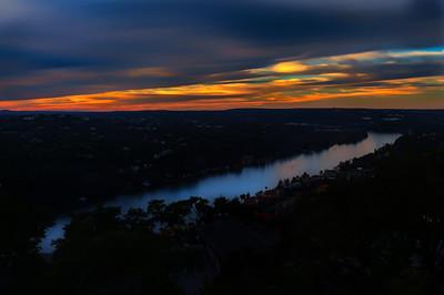 River Meets Sky