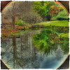 "May 1, 2012 - ""A Framed View""<br /> <br /> A glimpse of the view from the inside of the covered bridge in yesterdays post."