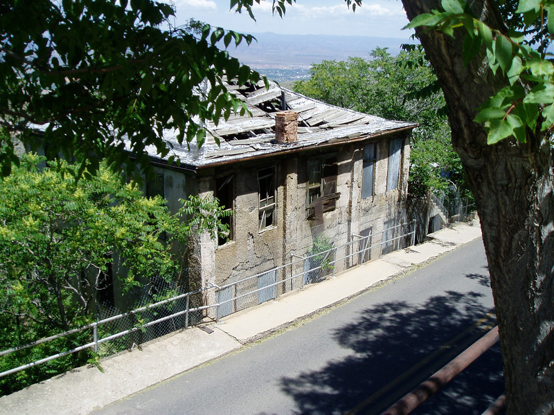 Jerome, Arizona<br /> National Historic Landmark