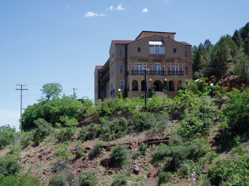 Jerome, Arizona<br /> National Historic Landmark