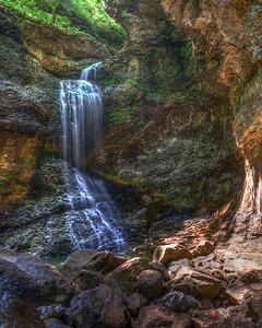 Lower Eden Falls