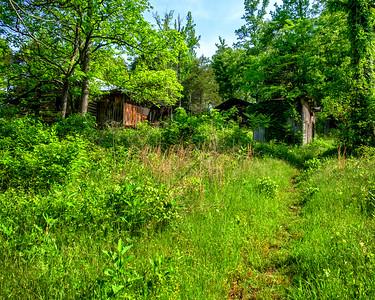 Path To Farmhouse