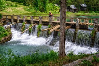 Mill Dam Falls
