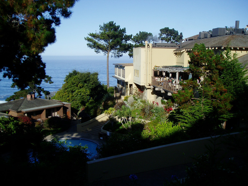 Highlands Inn - Carmel, California<br /> (breakfast on balcony recommended!)