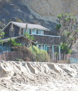 "This cottage was used in the movie ""Beaches"". Crystal Cove"