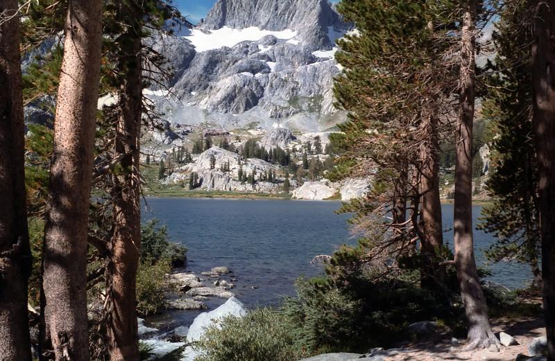 """Campsite View"""