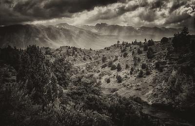Sierra Nevada (circa  1982}