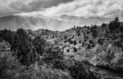 Sierra Nevada (circa  1892}