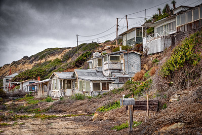 Old Beach Houses