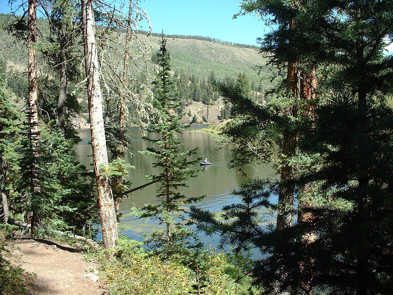 Lower Catarack Lake Trail