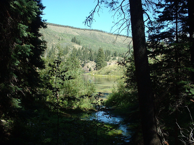 Lower Catarack Lake Trail