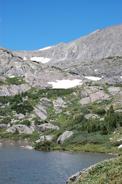 White Lake - McCulloch Gulch Trail