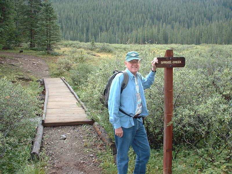 Mohawk Lakes Trail - Trail Head