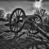 "February 19, 2012 - ""Moment of Reflection""<br /> <br /> Photographed late in the afternoon last week at Vicksburg National Military Park"