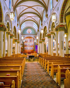 Cathedral Basilica of St. Francis