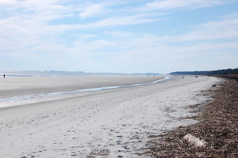 South from Marriott Grande Ocean Resort