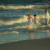 "May 13, 2011 - ""Beach Fun""<br /> <br /> Another illusion from Hilton Head presented in wonderful late afternoon sun."