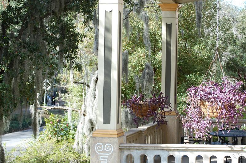 View from Gastonian Inn