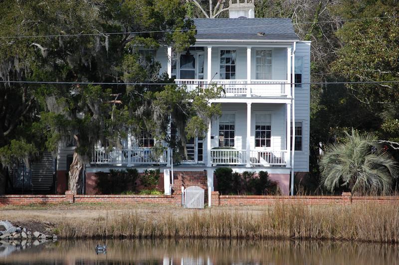 A walk through historic Beaufort, South Carolina