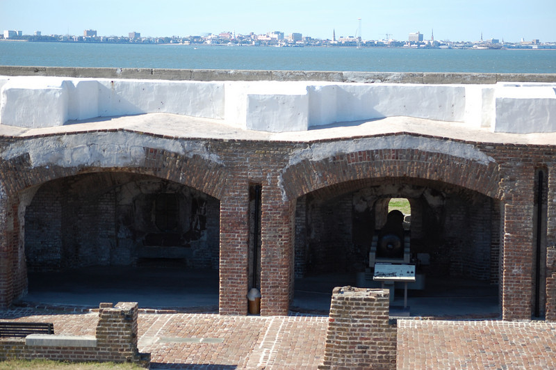 Ft. Sumter cannons