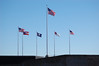 Flags over Ft. Sumter